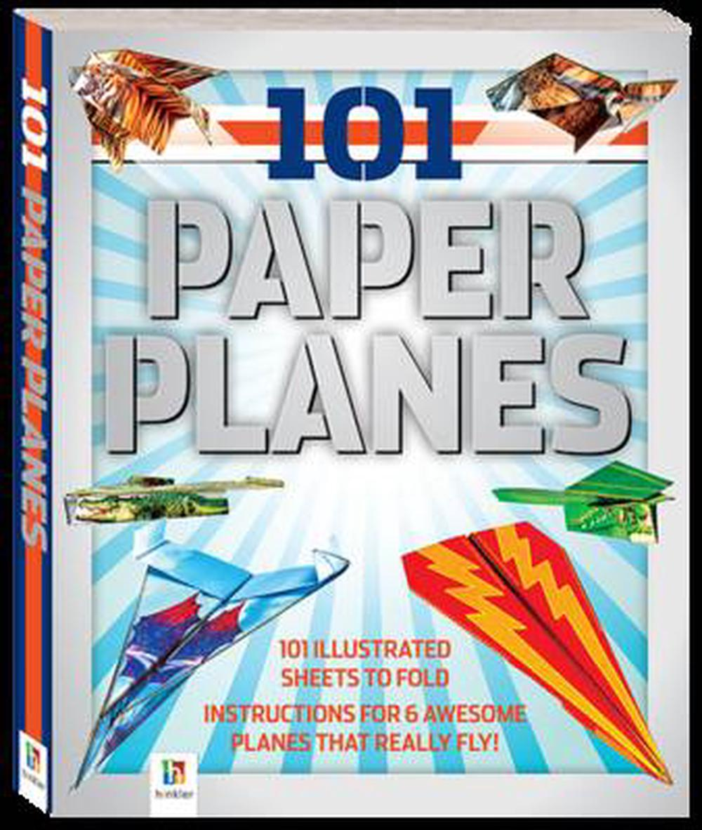 101 Paper Planes to Fly Counterpack