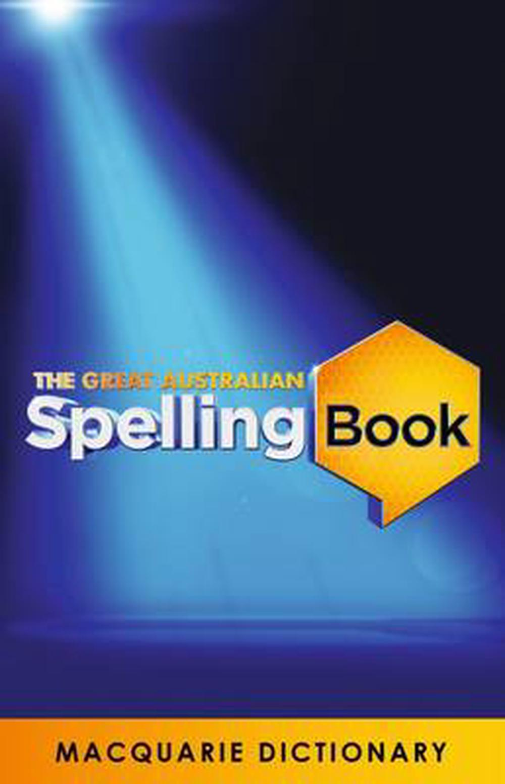 The Great Australian Spelling Book