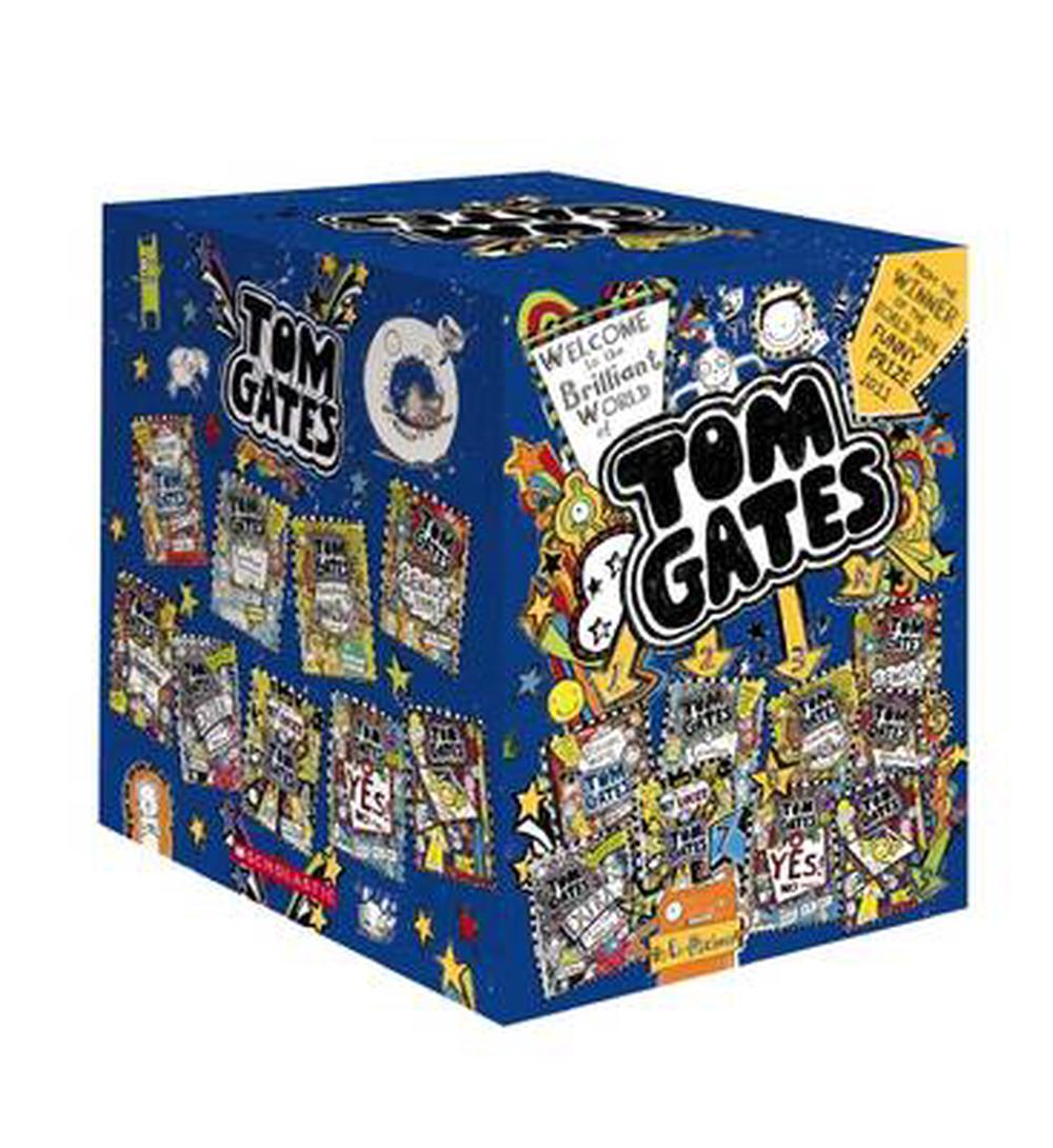 Tom Gates Slipcase (Books 1-9)