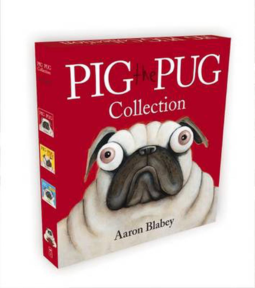 Pig the Pug Collection (Books 1 - 3)