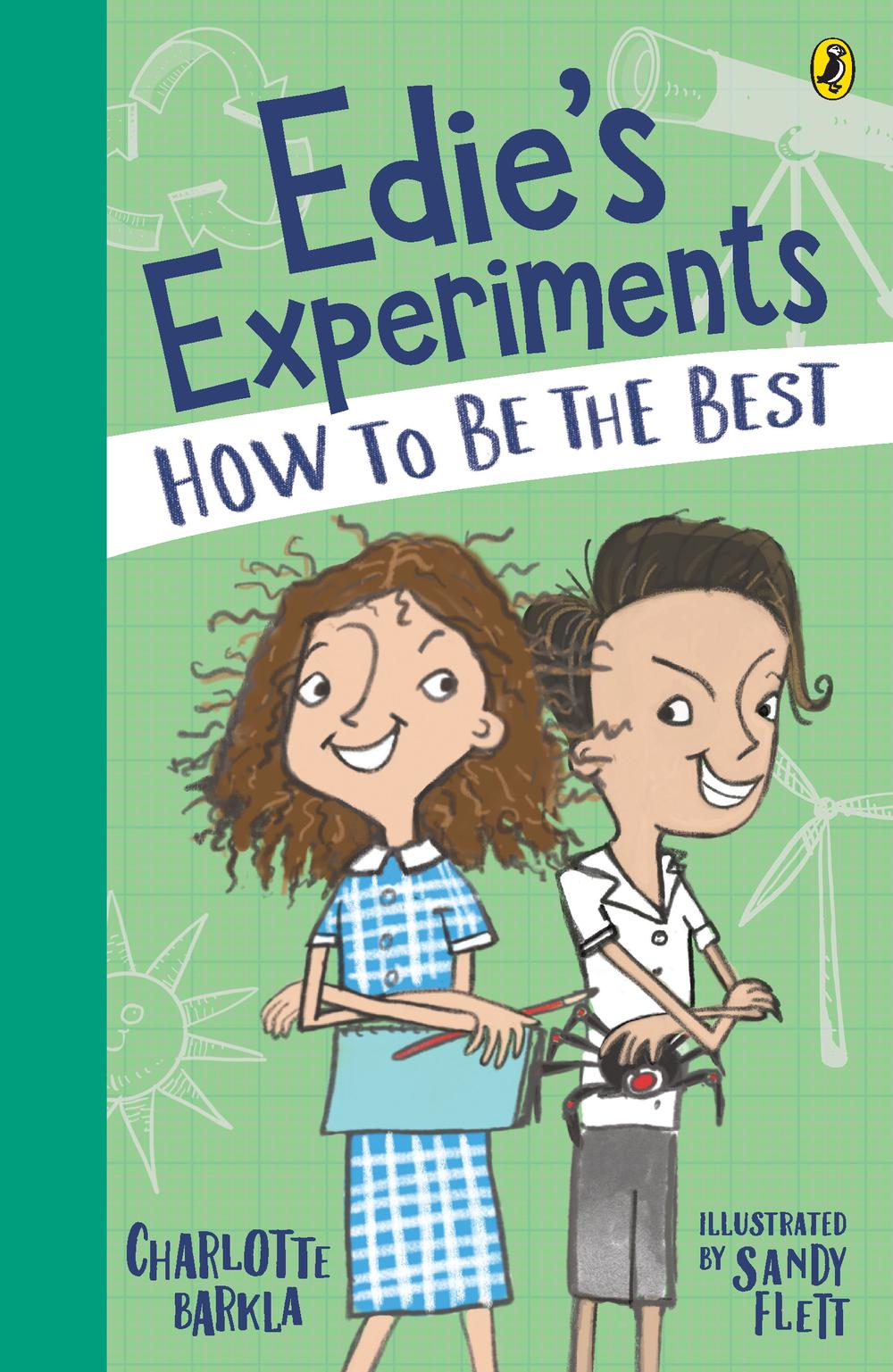 Edie's Experiments 2: How to Be the Best