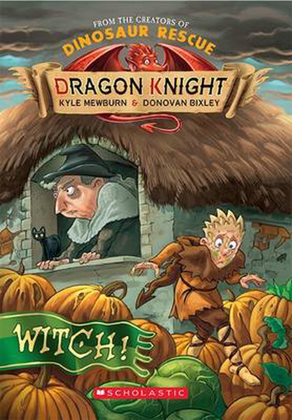 Dragon Knight: #3 Witch!