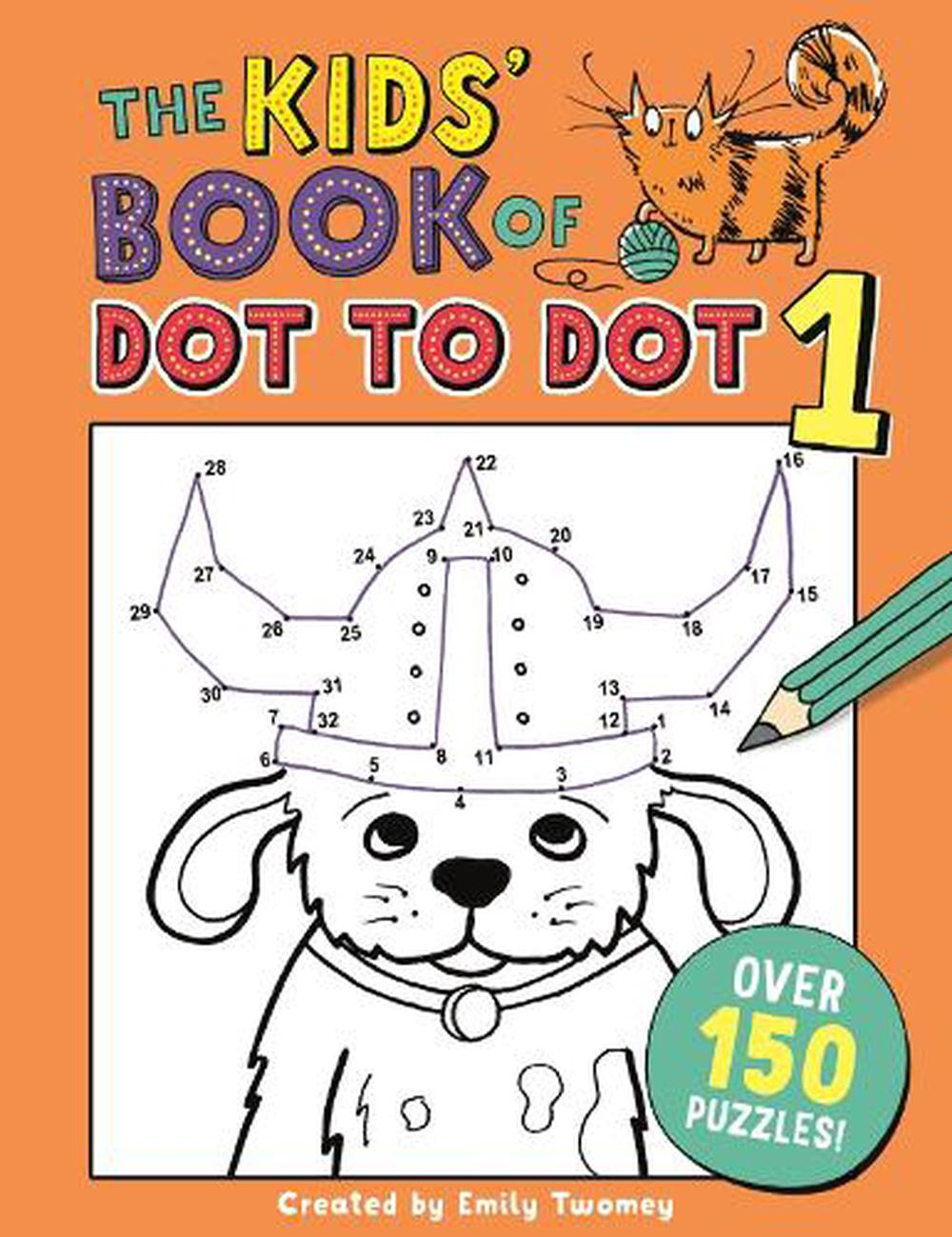 Kids' Book of Dot to Dot 1