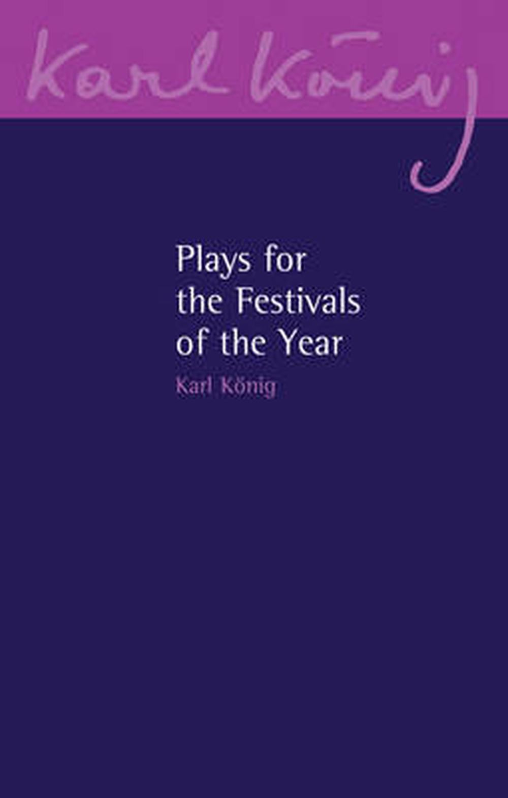 Plays for the Festivals of the Year