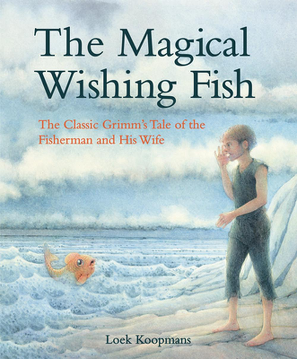 Magical Wishing Fish