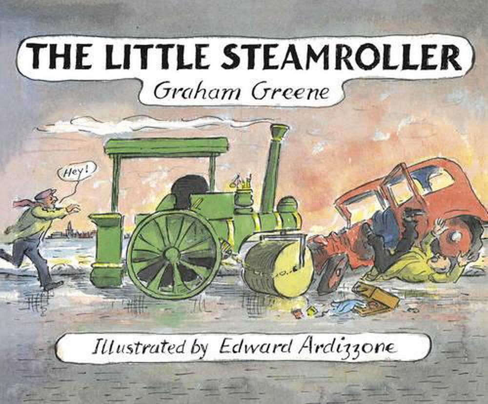 Little Steamroller