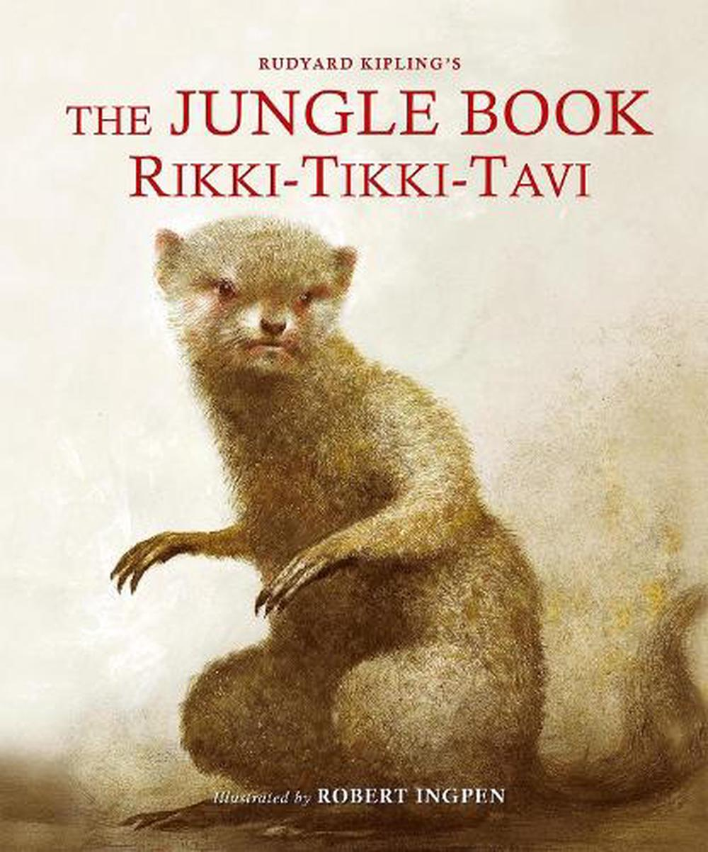 The Jungle Book: Rikki Tikki Tavi (Picture Hardback)