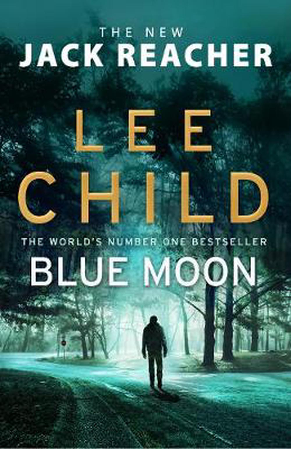Jack Reacher 24: Blue Moon