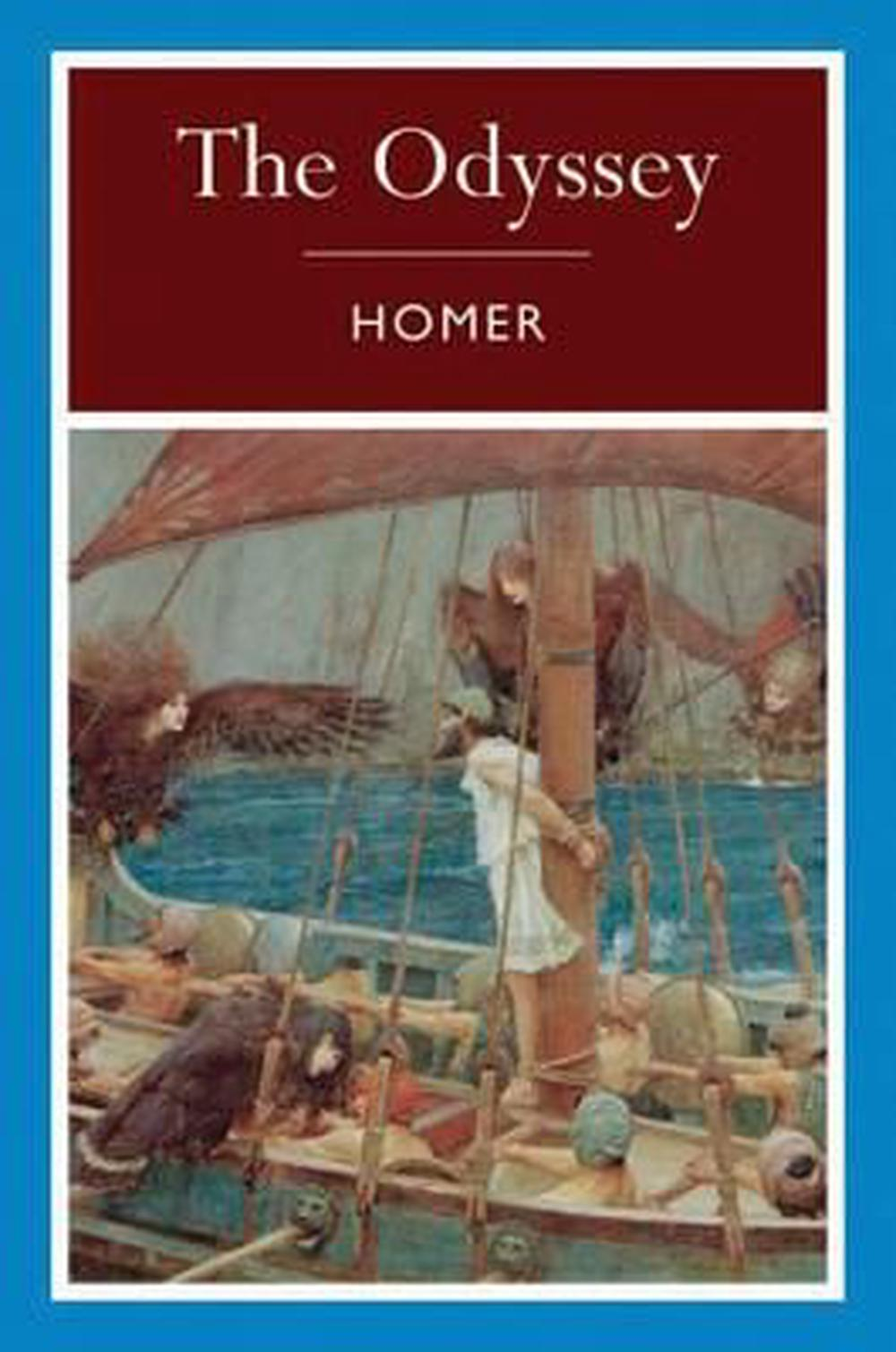 the role of the gods in the odyssey by homer The odyssey, as it is well known commentary on the role of narrative in homer's epic the inspiration of gods on humans is embodied by the figure.