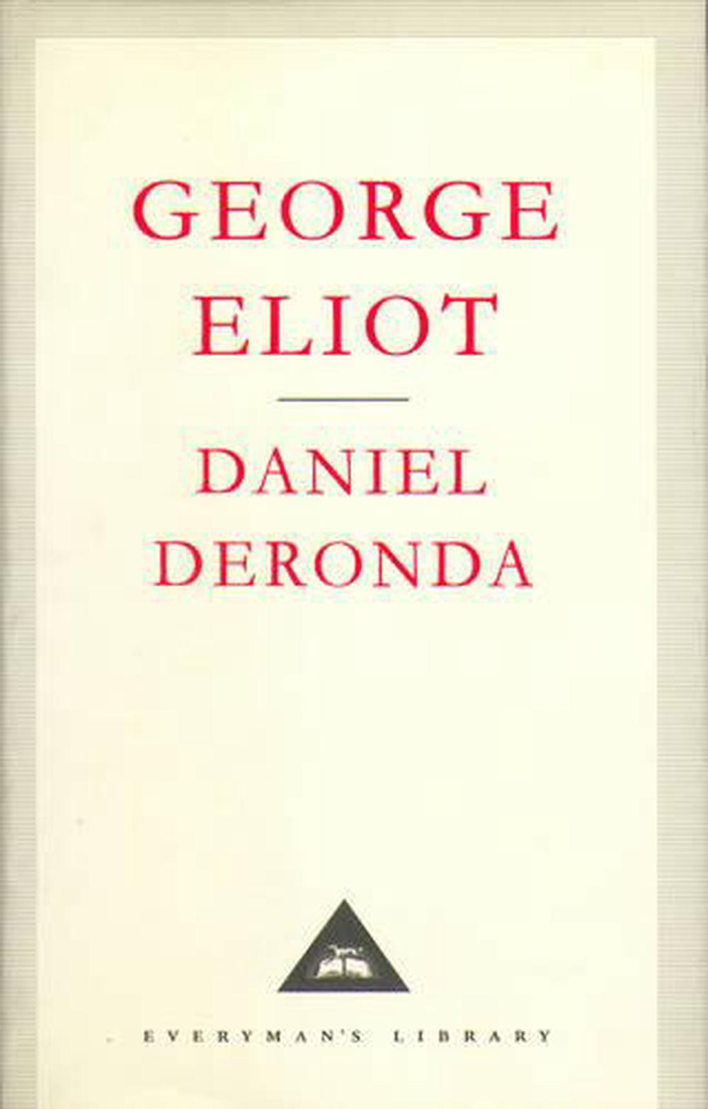 "daniel deronda essay Fr daniel posted on february hollander also refers to ""the loose-end of gwendolen's future"" at the end of her essay (96) ""daniel deronda and the."