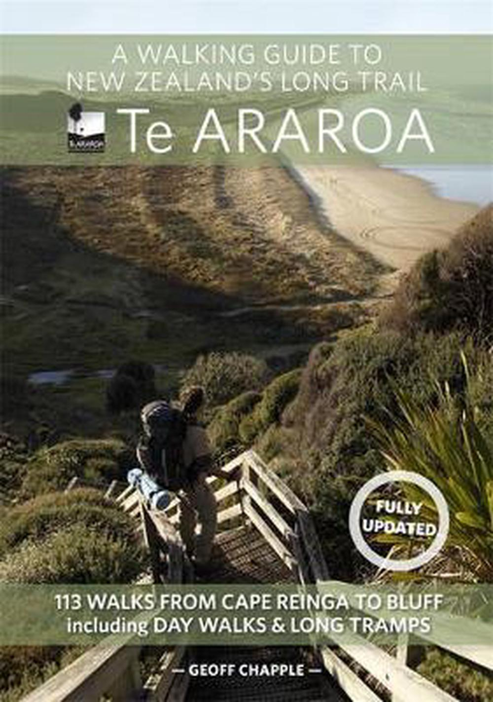 A Walking Guide To New Zealand S Long Trail By Geoff