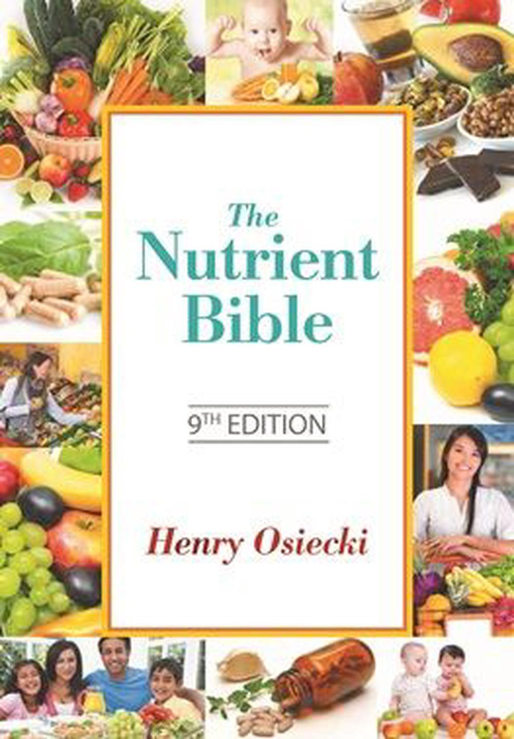 The Nutrient Bible 9th edition