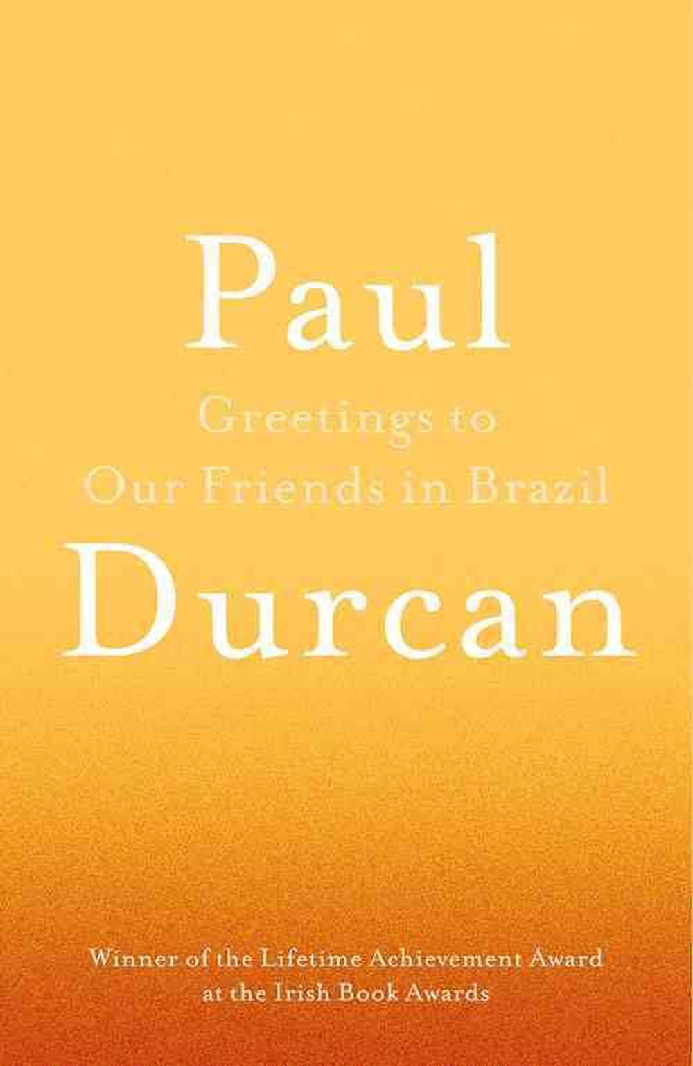 Greetings to Our Friends in Brazil