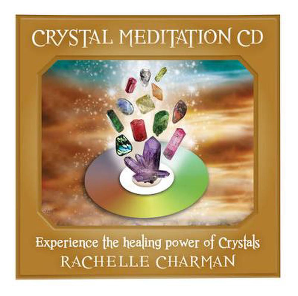 Crystal Meditations CD