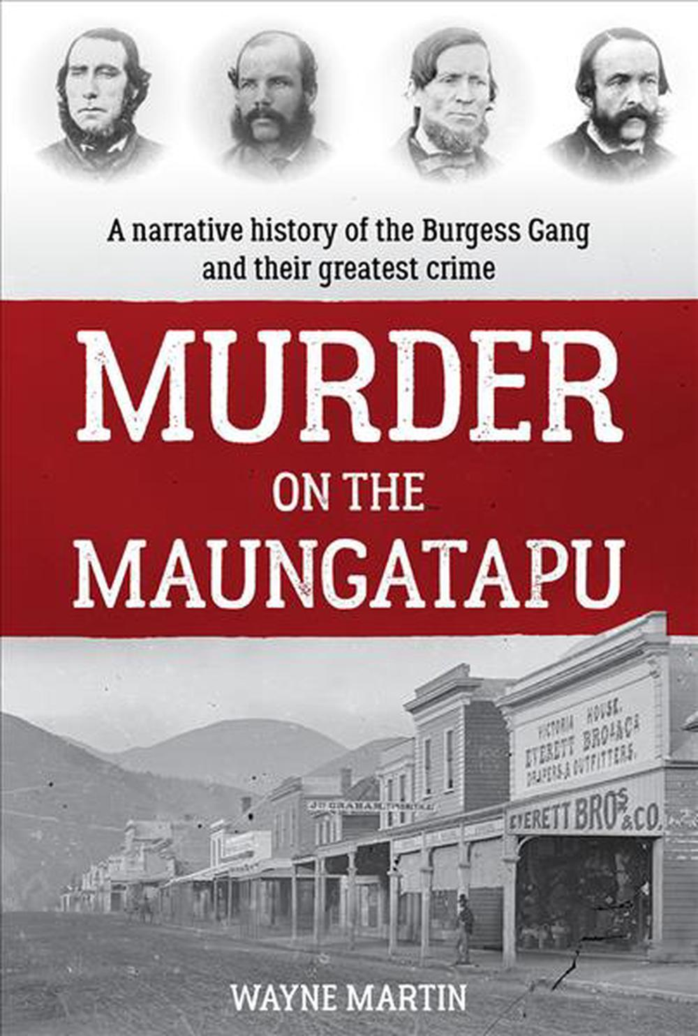 Murder on the Maungatapu
