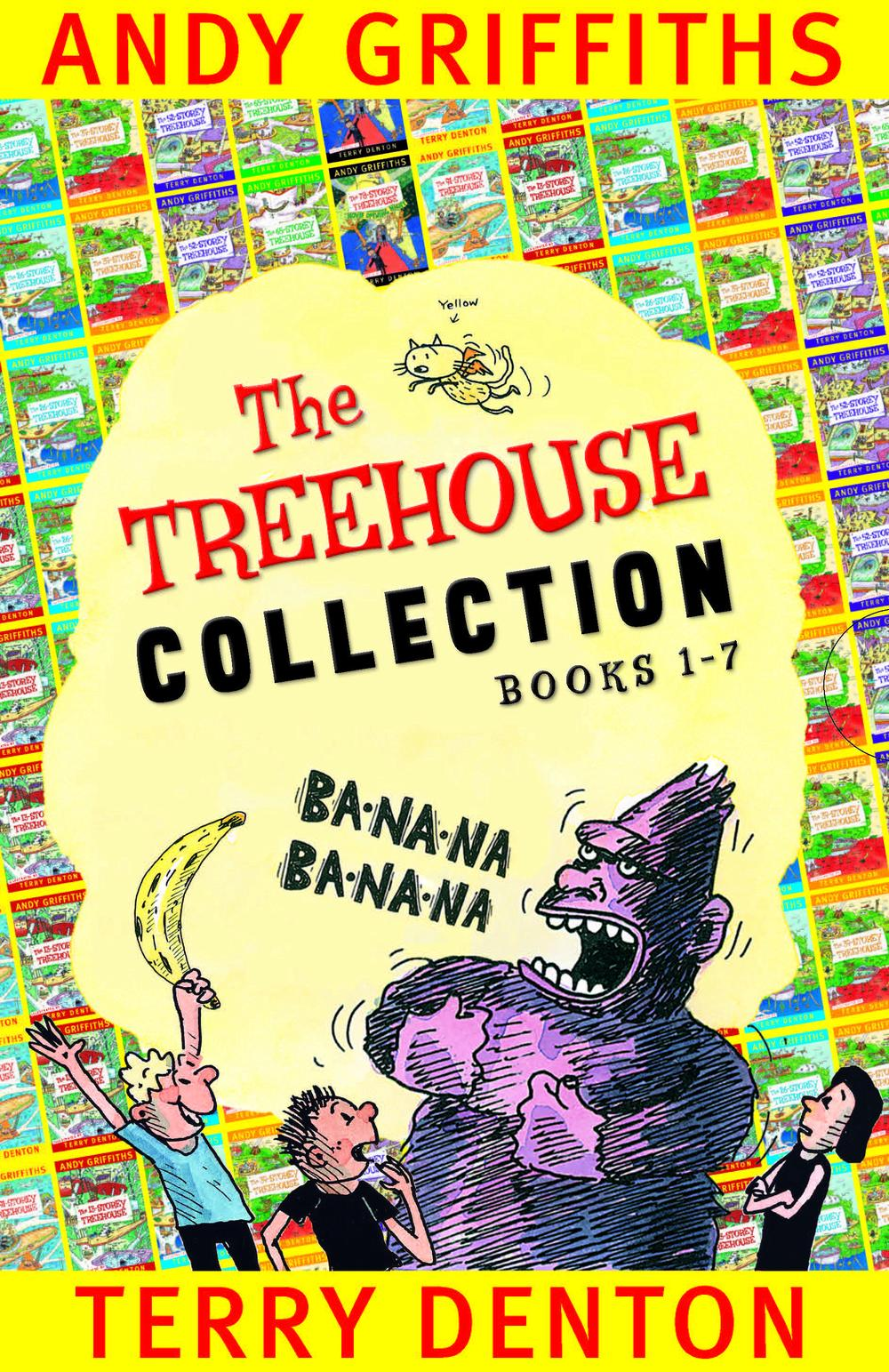 The Treehouse Collection Boxed Set: Books 1-7
