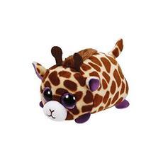 Teeny Tys Plush (Mabs The Brown Giraffe)