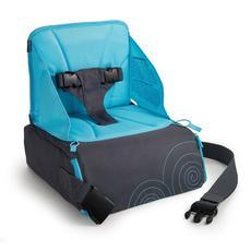 Munchkin Brica Go-Boost Travel Booster Baby Seat (Blue)