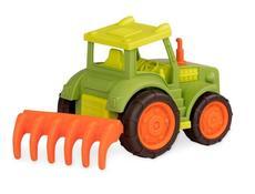 Battat Wonder Wheels Tractor with Rake