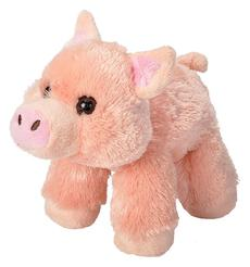 Wild Republic Hug Ems Plush Toy (Pig)