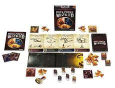 WizKids Dungeons & Dragons - Rock Paper Wizard Game