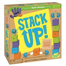 Are You Game Stack Up!