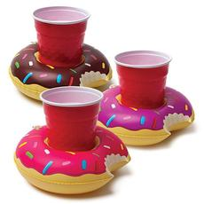 BigMouth Inc Pool Party Beverage Boats (Donuts)