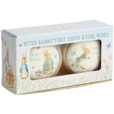 Beatrix Potter First Tooth & Curl Set