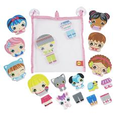 Alex Toys Mix & Match Stickers for the Tub Bath Toy - Fashion