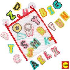 Alex Toys ABC Stickers for the Tub Bath Toy
