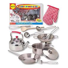 Alex Toys Deluxe Cooking Set