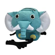 BibiKids Harness Backpack With Lead (Elephant) - Small