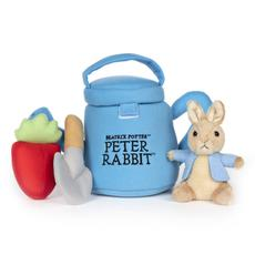 Beatrix Potter Peter Rabbit Garden Playset, 4 Piece