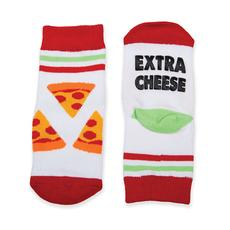 GAMAGO Happy Feet Baby Socks (Extra Cheese)