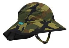 Sunday Afternoons Kids Play Hat (Green Camo) - Small