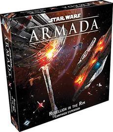 Asmodee Star Wars: Armada Rebellion in the Rim