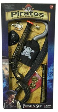 All Brands Pirate Dress Up Set