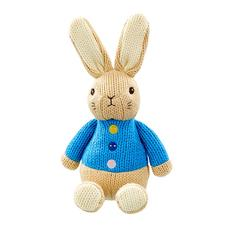 Beatrix Potter Knitted Peter Rabbit