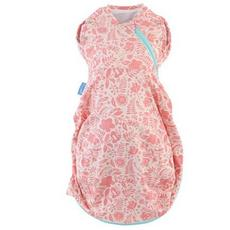 The Gro Company Swaddle Grobag, Cosy (Wild Posy) - Newborn Plus