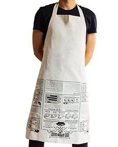 SUCK UKApron Cooking Guide - BBQ