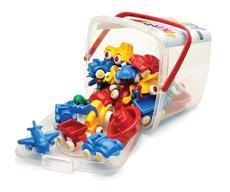 Viking Toys Mini Chubbies Bucket - 20 pieces