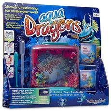 Aqua Dragons Underwater World Sea Monkeys Boxed Kit