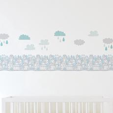 Lolli Living Wall Decal Set, 4 Sheets (My City)