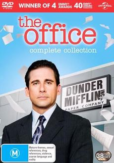 The Office: The Complete Collection - Seasons 1 - 9