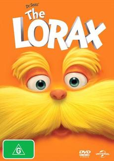 Dr. Seuss' The Lorax | Big Face