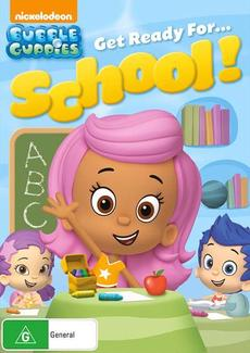 Bubble Guppies - Get Ready For School!