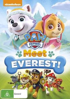 Paw Patrol - Meet Everest