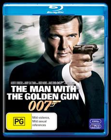 The Man With The Golden Gun (2012 Re-release)