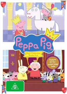 Peppa Pig - Royal Celebration | Double Pack