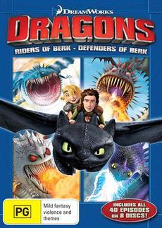 Dragons: Riders of Berk and Defenders of Berk Collection